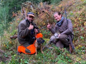 Chasse et famille
