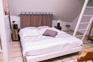 Chambres Familiale - Cocotte Rouge