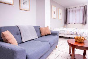Chambres Confort - Cocotte Rouge